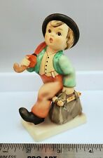 "New ListingGoebel Hummel Figurine 11 2/0 ""Merry Wanderer� West Germany"