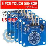Digital Touch Sensor Capacitive Switch Module for Arduino PIC DIY TTP223B US