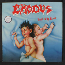 EXODUS: Bonded By Blood LP (UK, minor cvr crease) Rock & Pop