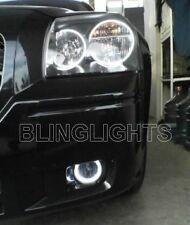 2005 2006 2007 2008 Dodge Magnum Halo Fog Lamps Angel Eye Driving Lights Kit