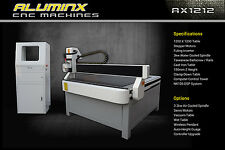 CNC Router AX1200 1200 x 1200 - Sydney - Entry Level Series