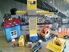 Lego Duplo  Großbaustelle