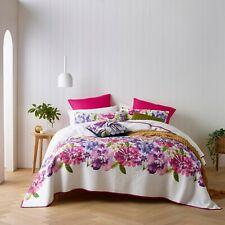 Bianca Zoey Bedspread Set Pink | Stunning floral design | Beautiful soft fabric