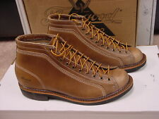 Thorogood 824-4312 Men's Roofer Boot Horween Horse Hide, Nitrile  Outsole 9 D