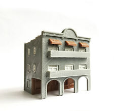 Outland Models Train Layout City Classic 3-story Arcade Building N Scale 1 160