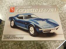 1970 Corvette Lt-1 / Zr-1 1/25 scale Amt / Ertl kit # 6218