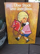 Tosa Verlag Felicitas Kuhn Über Stock und über Stein SONDERAUSGABE Hans Hecke