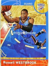Panini nba (Adrenalyn XL) 2013/2014 - #044 Russell Westbrook de Oklahoma Thunder