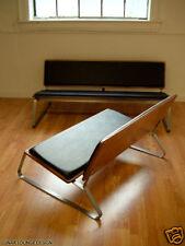 Mid Century Sofa  Eames Era Retro Classic Ply Bak