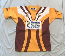 #DD. RUGBY LEAGUE PLAYERS JERSEY - GLENMORE PARK BRUMBIES JUNIORS