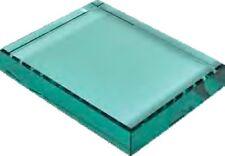 Fermacarte in vetro 12x9x2 personalizzabile