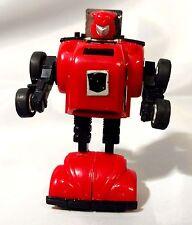 1984 Vintage Hasbro Transformers G1 Bumblebee Red Version - NICE!!
