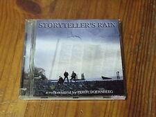 9µ?  CD Storyteller's Rain Ferdy Doernberg