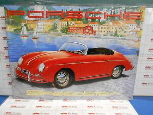 Porsche targa commemorativa Speedster