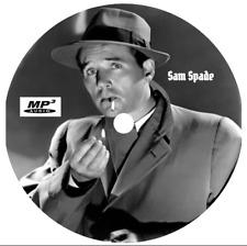 SAM SPADE (82 SHOWS) OTR MP3 CD