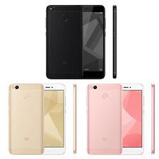 "Oiriginal 5.0""Xiaomi Redmi 4X 4GB+64GB Fingerprint ID Snapdragon 435 Octa 4G LTE"