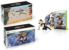 Street Fighter 4 IV Collector's Limited ED [UK Import] XBOX 360 IT IMPORT CAPCOM