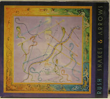 RUSH  Snakes & Arrows  13 Track  Digipak  CD  2007 Atlantic  Prog Rock  VGC
