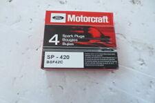 Ford Motorcraft Spark Plug Set of 4 Copper SP-420, BSF42C (LOT OF 4)
