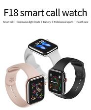 F18 Calling Smartwatch Reloj Inteligente Bluetooth Phone Call Watch Mobile