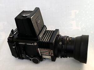 Mamiya RB67 ProS, Medium Format Camera, Japan