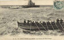 CPA Boulogne sur Mer-Le Canot de Sauvetage (180972)