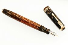 VINTAGE PARKER VACUMATIC STANDARD Fountain Pen 1936 [EXCELLENT] [FULLY RESTORED]