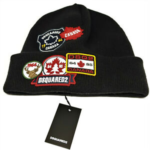 DSQUARED2 beanie Special Edition - Canada patches