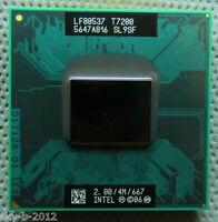 Intel Core 2 Duo T7200 2.0GHz /4MB Dual-Core Processor Socket M