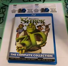 Shrek 3D The Complete Collection - All 4 Movies - 3D Blu-ray