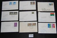 Ireland collection lot of 27 1970s FDC uncacheted [FD1308]