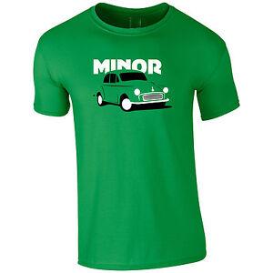Morris Minor 1000 Mens T-Shirt