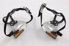 VP Toe Clip Bicycle Pedals