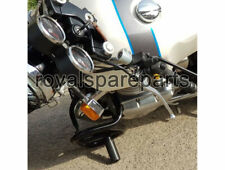 Royal Enfield Continental GT 650 & Interceptor 650 Engine Guard with Sliders