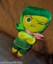 DISNEY EMOTIONS INSIDE OUT MOVIE BABY RILEY ANDERSON'S MIND GREEN DISGUST GIRL