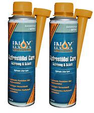 Hydrostössel Verschleiß Schutz & Leistungsteigerung Additiv 2x 250 ml