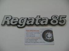 FIAT REGATA 85 scritta modello logo stemma emblema targhetta NOS