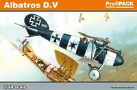 edk8113 EDUARD kit 1:48 Escala Profipack - Albatros D.V