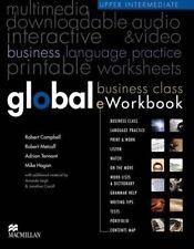 Global Business Class EWorkbook Upper Intermediate Level - VERY GOOD with DVDROM