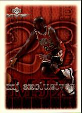 1999-00 Upper Deck MVP Chicago Bulls Basketball Card #179 Michael Jordan