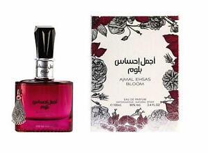 Ajmal Ehsas Bloom 100ml By Ard Al Zaafaran Eau De Parfum for Women