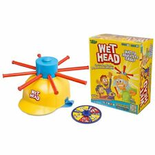Wet Head Game - Water Roulette Outdoor Summer Family Fun Game for ages 4 years+