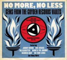 NO MORE, NO LESS - GEMS FROM THE GUYDEN RECORDS VAULTS - 50 ORIGINALS (NEW 2CD)