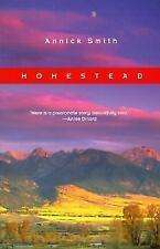 Homestead by Annick Smith Book Biography Hardback 1995 NEW