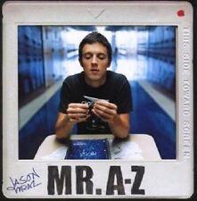 """Jason Mraz """"Mr. a-z"""" CD NEUF"""