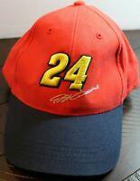 2008 Kellogg's Racing JEFF GORDON #24 Nascar Racing Cap Hat Adjustable Band