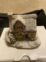 Lilliput Lane Cranberry Cottage