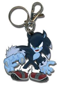 Sonic The Hedgehog Werehog Sega Video Game Keychain GE-4784