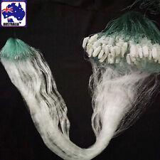 25x0.6m Fishing Fish Trap Monofilament Net with Float Mesh Gill Cast OFINN 2566