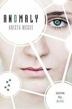 Anomaly by McGee, Krista , Paperback